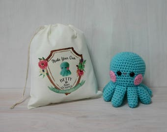 Betty the Baby Octopus