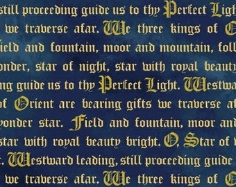 photo regarding We Three Kings Lyrics Printable called We 3 kings Etsy