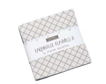 Shimo Mini Charm Pack by Debbie Maddy; 42-2.5 Inch Precut Fabric Quilt Squares