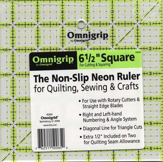 "Set Of 2/"" /""Add-A-Quarter Ruler-6/""/"""