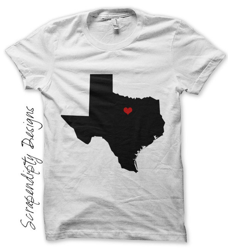 Pick Any State Iron on Transfer  Texas Iron on PDF / Ohip image 0