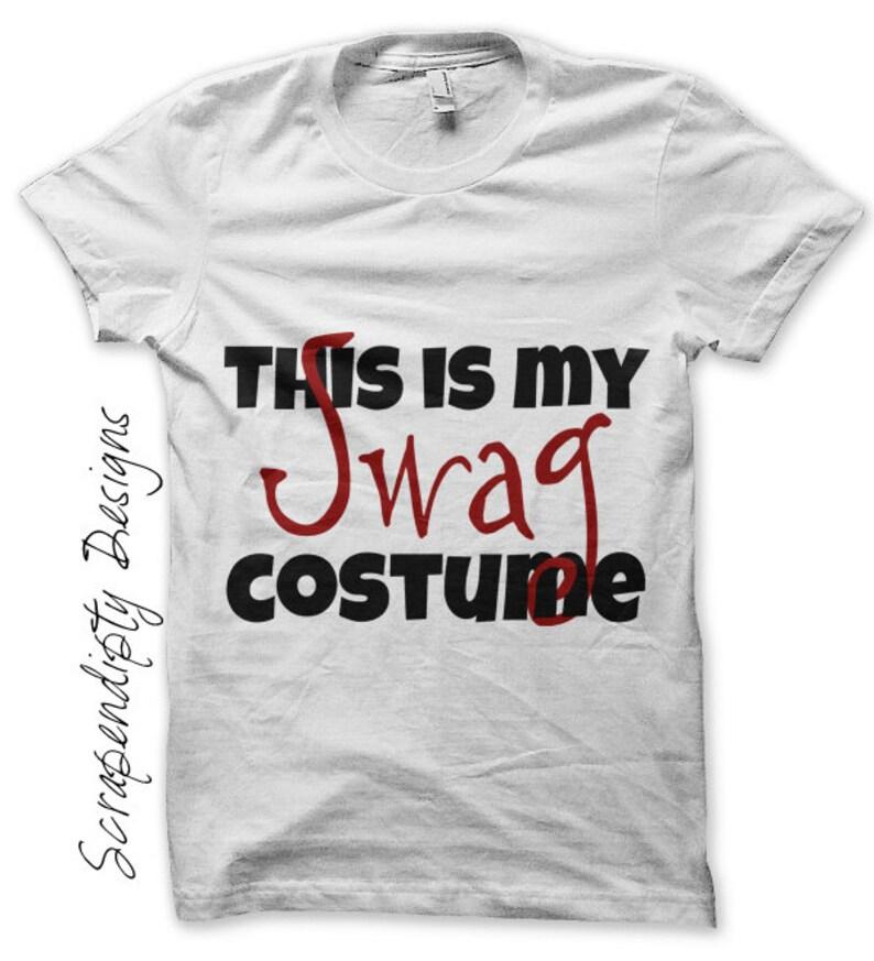 Iron on Funny Costume Shirt PDF  Mens Iron on Transfer / This image 0