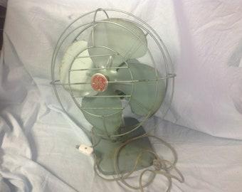 """Vintage General Electric 10"""" fan"""
