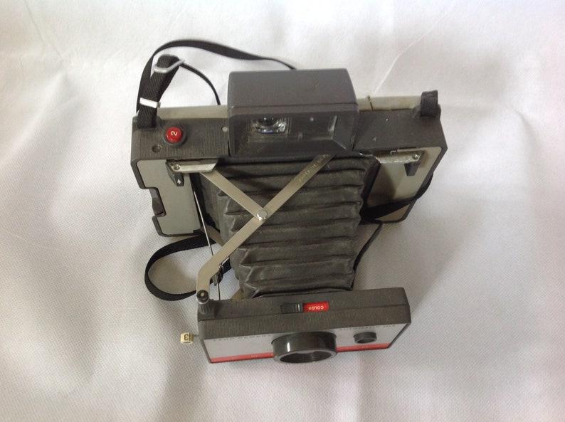 Vintage Polaroid 104 Automatic Land Camera Vintage Polaroid Camera Vintage Polaroid