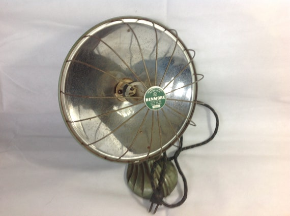 Radiant Heater by KENMORE Sears Roebuck