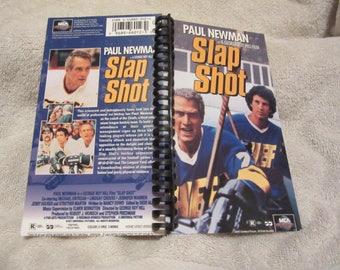 656c66a43aa Slap Shot VHS notebook