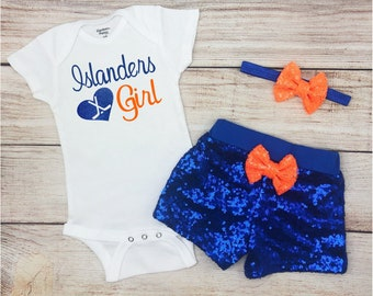 newest 9749f 652e6 Islanders baby | Etsy