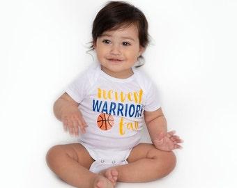 super cheap f4f5b 47427 Warriors baby | Etsy