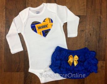 St Louis Blues Outfit