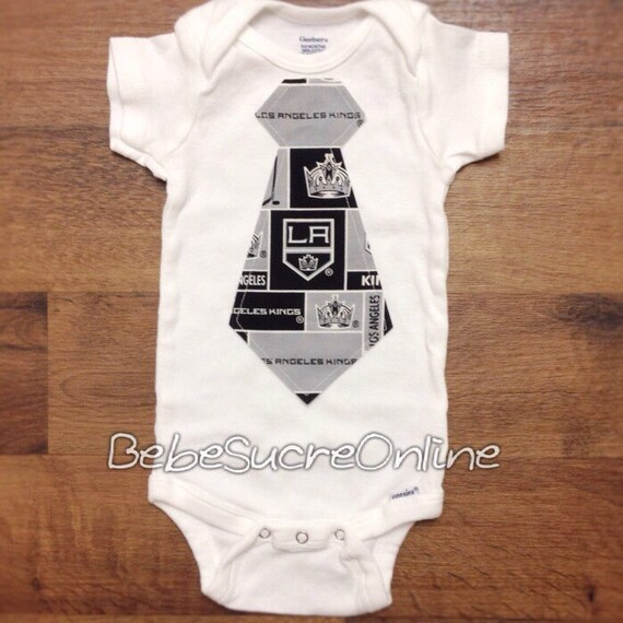 LA Kings Boys Bodysuit or Toddler Shirt  7e3cafeddedf