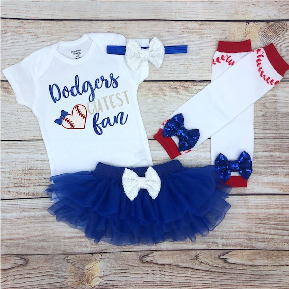 Dodgers baby//infant boy outfit  Dodgers baby clothes Dodgers baby gift