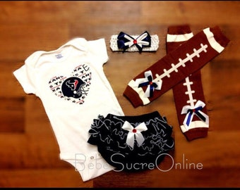Texans Game Day Outfit
