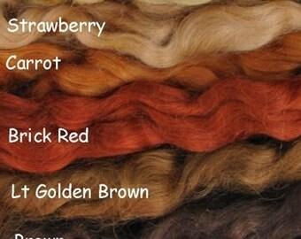 Super Soft Premium Angora Mohair for Reborn Doll Hair Supplies