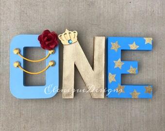 Little Prince/Le Petite Prince One letters