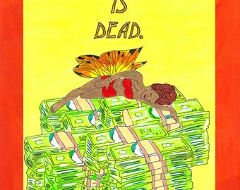 Thumbelina Is Dead-E-Comic