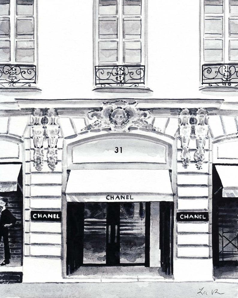 Resultado de imagem para 31 rue Cambon chanel Mademoiselle Privé in Shanghai by CHANEL il 794xN