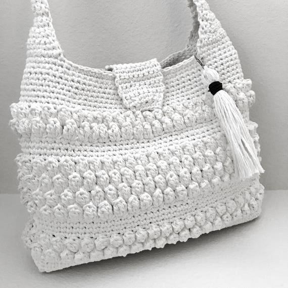 Easy Crochet Pattern Deborah O/'Leary Patterns Crochet Purse Pattern Crochet Bella Bag Crochet Felted Purse Felted Purse Pattern