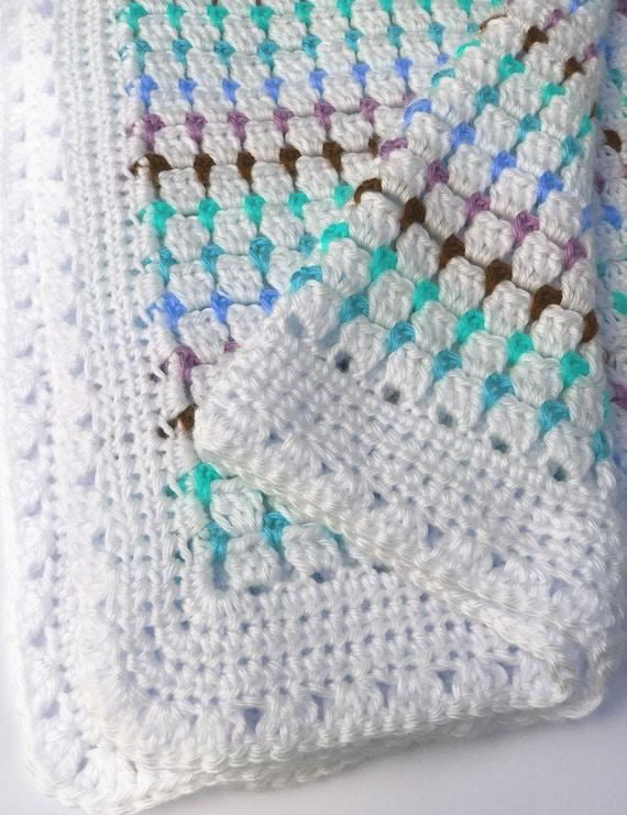 Crochet Baby Blanket Pattern Baby Blanket Pattern Crochet | Etsy