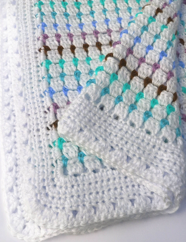 Crochet Baby Blanket Pattern Baby Blanket Pattern Crochet Etsy