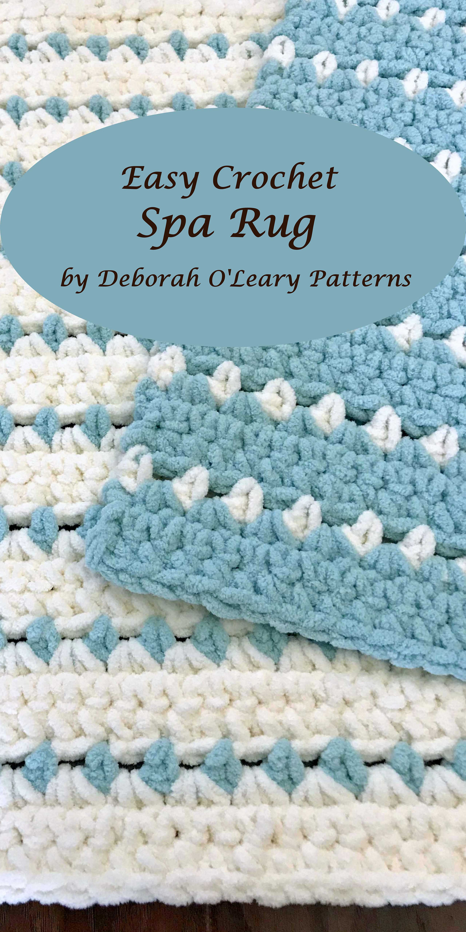 Crochet Denver Rug And Placemat Pattern