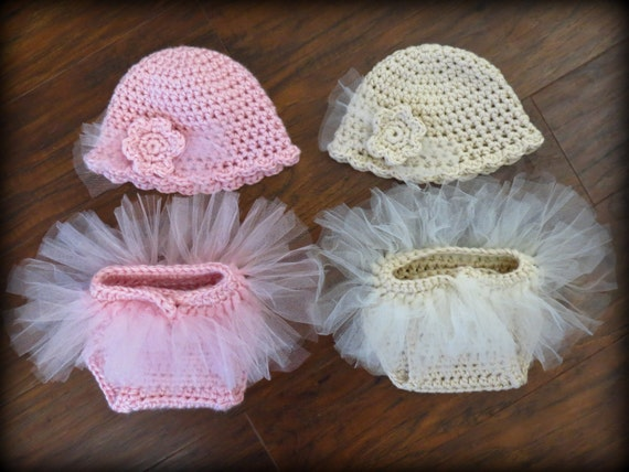 Newborn Baby Photo Prop Crochet Diaper Cover Pattern Hat Etsy