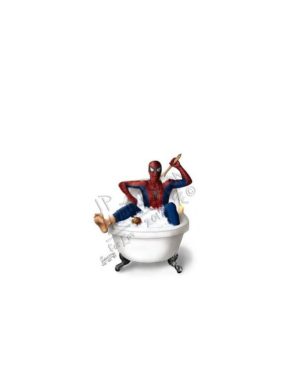 Prime Spiderman Bathroom Superhero Bathtub Set Print Aquaman Toilet Wonder Woman Captain America Batman Pooping Thor Peeing Captain Marvel Toilet Evergreenethics Interior Chair Design Evergreenethicsorg