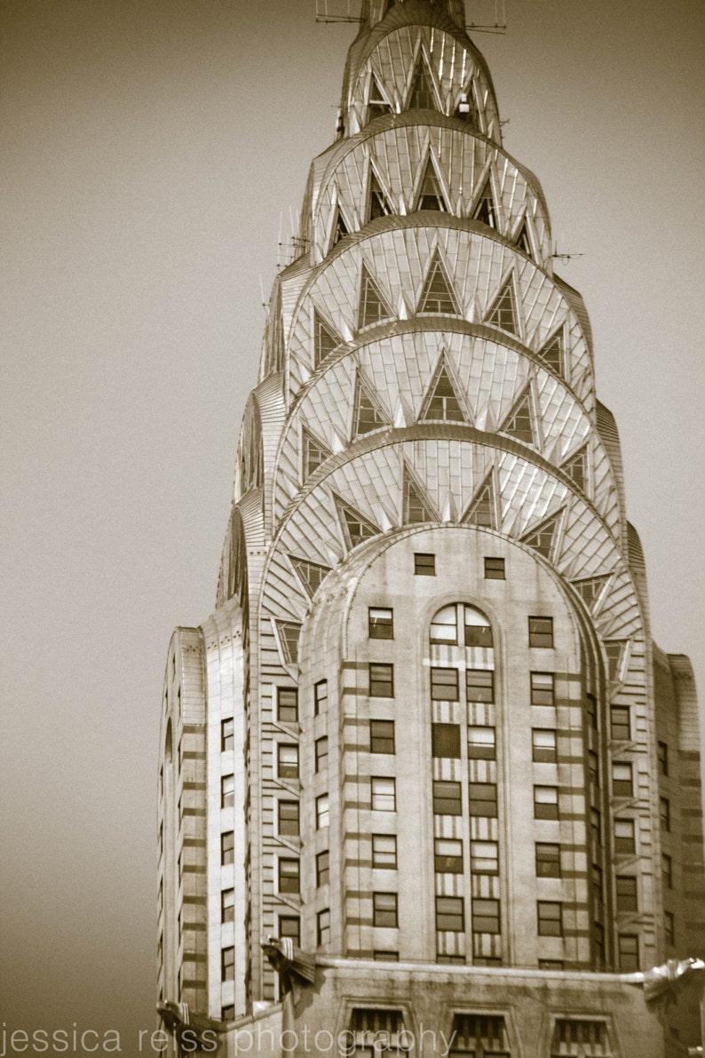 Nyc Photography New York City Art Print Chrysler Building Art Etsy