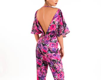 Bouquet Jumpsuit