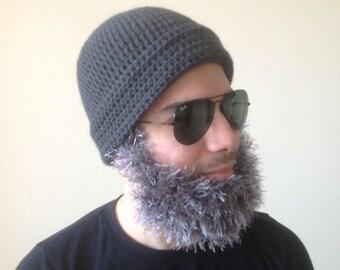 ccfa81afb10 Handmade Crochet Beard hat
