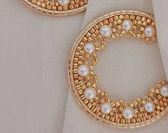 Éveil Bloom | Pearls in Gold