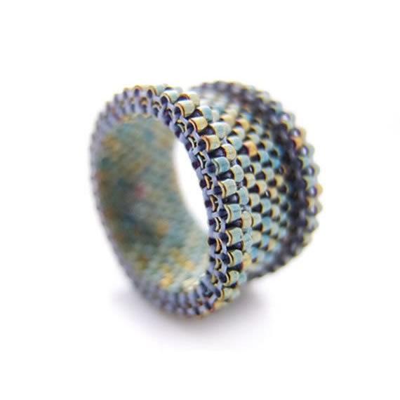 Barrel Ring | Green