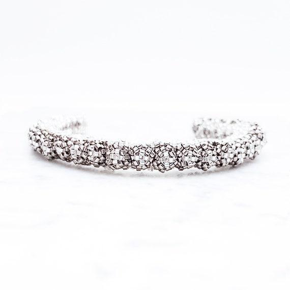 ROSA Bracelet | Silver