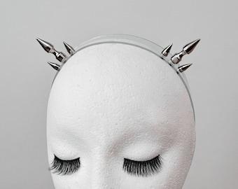 BULLET BABE Headband Clear