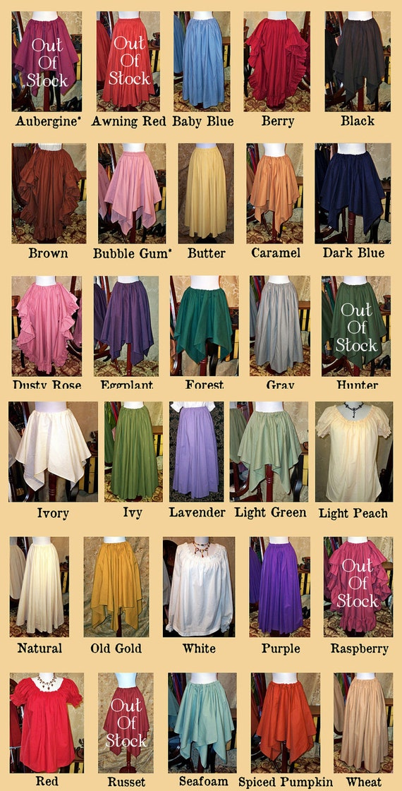 CUSTOM MADE CHEMISE CHOICE OF COLORS /& SIZES