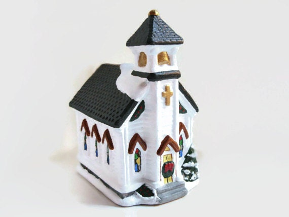 image 0 - Ceramic Christmas Houses