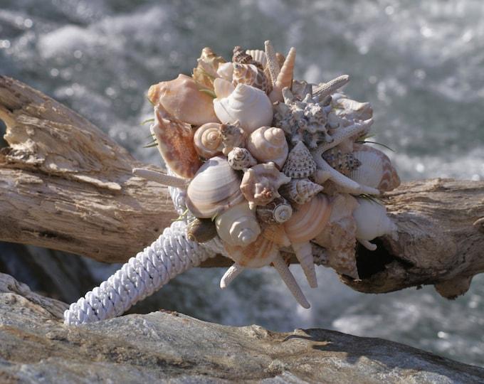 Seashell Bouquet / Beach Bouquet