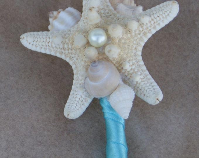 Groom and Groomsmen boutonnieres, seaside, beach wedding samples