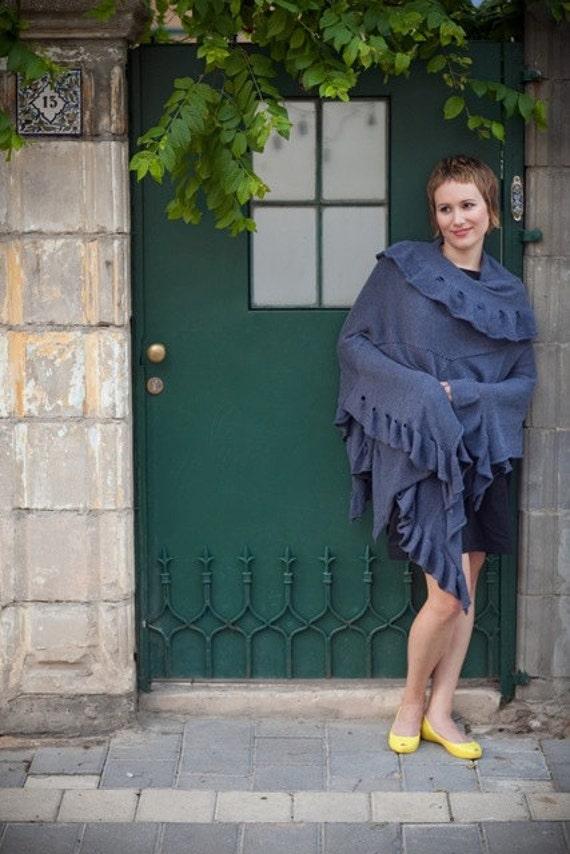 Knitted Wrap Dress Pattern Knitting Machine Instructions Etsy