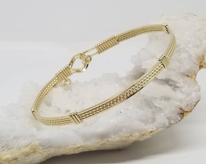 Stacking Bracelet, gold bracelet, minimalist jewelry