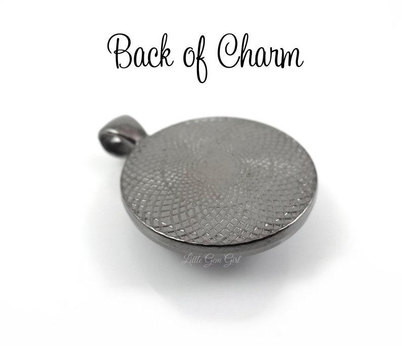 Nana Dictionary Definition Keychain Charm Nana Key Chain for Mothers Day 4 Metal Finishes