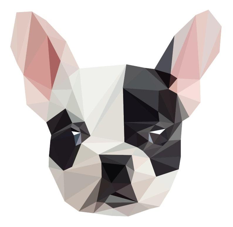 Polygonal Pet Portrait image 0