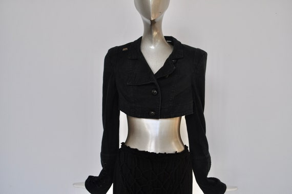 Miss Sixty short jacket from the 90s