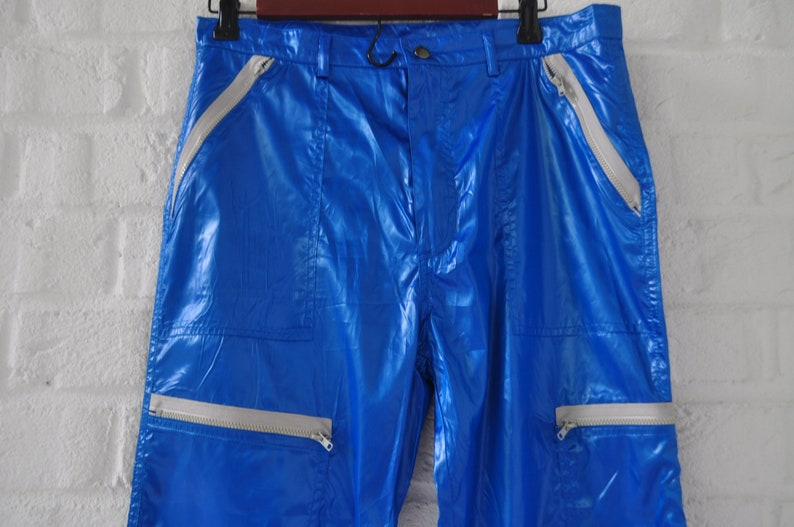 Zippered pants from the 90s  Designed by Countdown