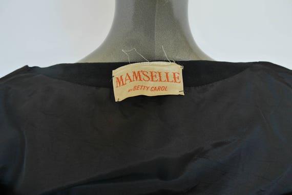 Mamselle by Betty Carol 40s Bolero very avant-gar… - image 4