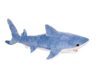 Weighted Plush Shark