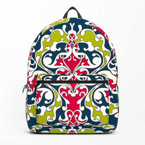 Turkish Vines Backpack