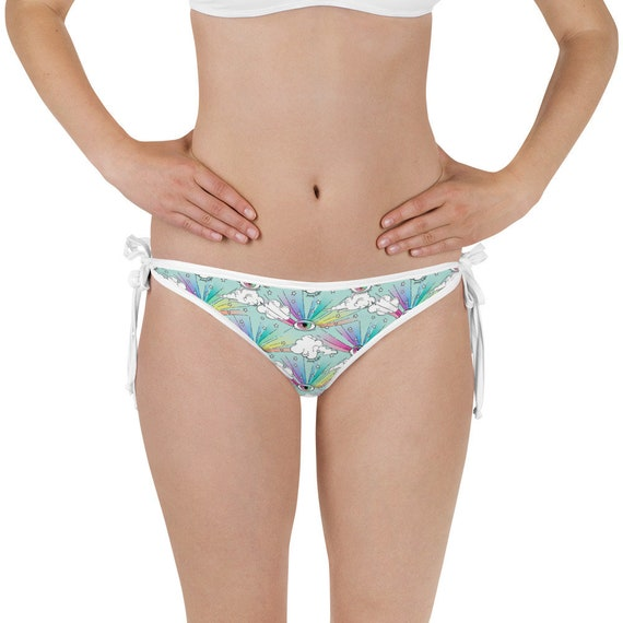 Eye and Mighty Reversable Bikini Bottom