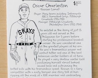 Legends of Baseball Issue 4 - portraits and facts of and about baseball players