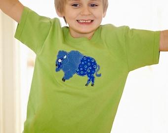Blue Bison shirt
