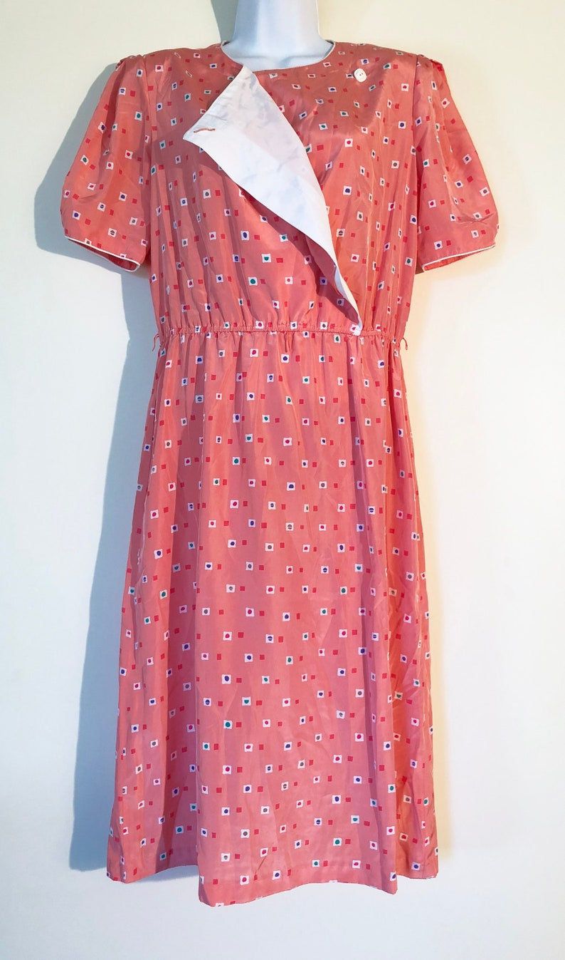 Vintage 80's Jordache Valley Girl Dress  Size 9 / 10  image 0